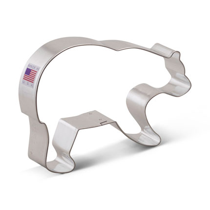 Grizzly Bear Cookie Cutter