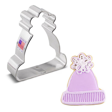 Winter Hat Cookie Cutter