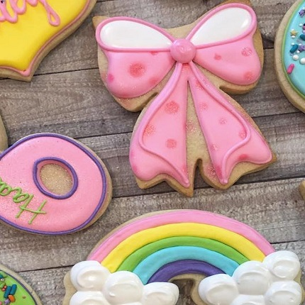 Bow / Ribbon Cookie Cutter