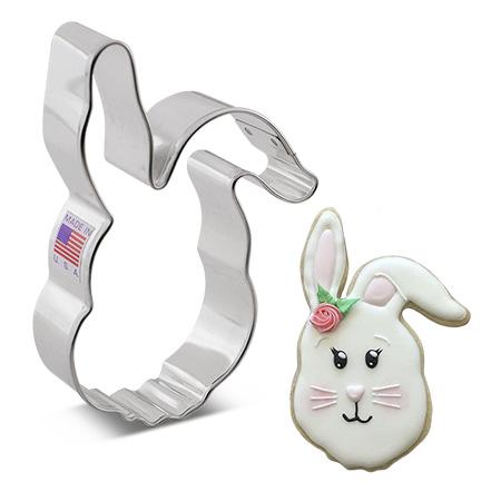 Rabbit Face Cookie Cutter