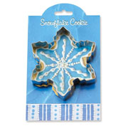 Snowflake Cookie Cutter - MMC