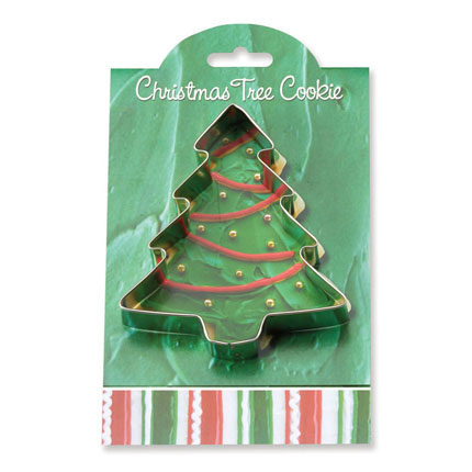 Christmas Tree Cookie Cutter - MMC