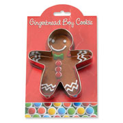 Gingerbread Man Cookie Cutter - MMC