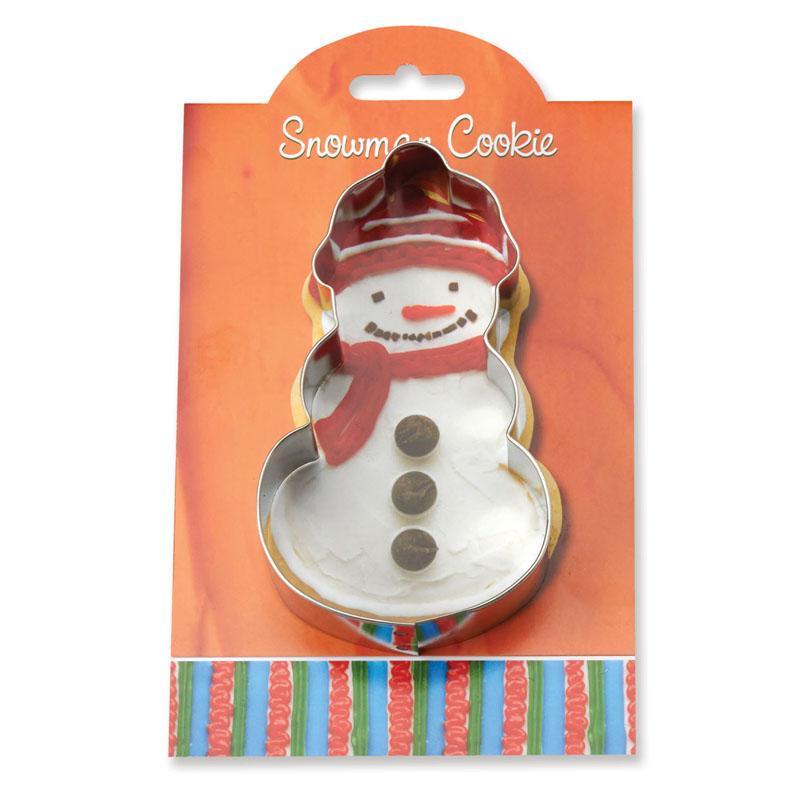 Snowman Cookie Cutter - MMC