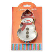 Snowman Cookie Cutter - MMC