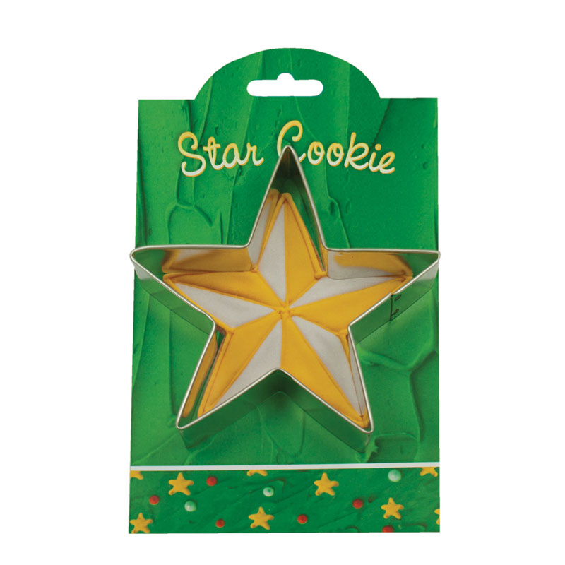 Star Cookie Cutter - MMC