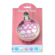 Christmas Ornament Cookie Cutter - MMC