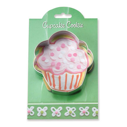 Cupcake Cookie Cutter - MMC
