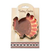 Turkey Cookie Cutter - MMC