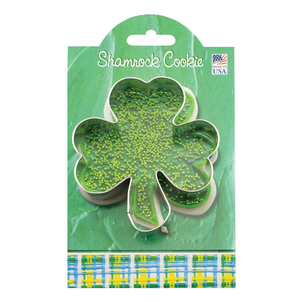 Shamrock Cookie Cutter - MMC