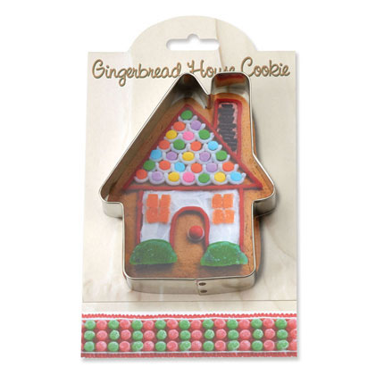 Gingerbread House Cookie Cutter - MMC