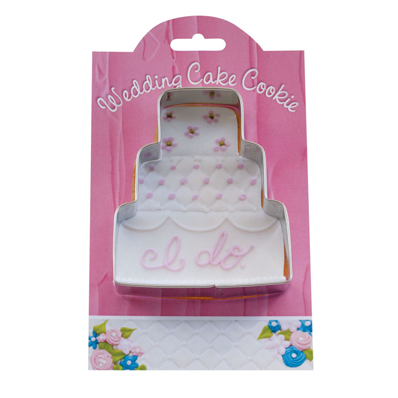 Wedding Cake Cookie Cutter - MMC