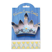 Princess Crown Cookie Cutter - MMC