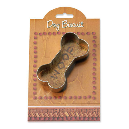Dog Biscuit Cookie Cutter - MMC