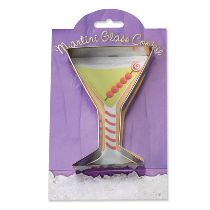 Martini Glass Cookie Cutter - MMC