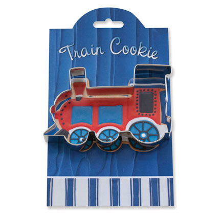Train Cookie Cutter - MMC