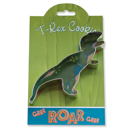 T-Rex Cookie Cutter - MMC