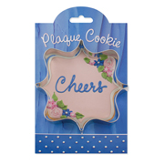 Square Plaque Cookie Cutter - MMC