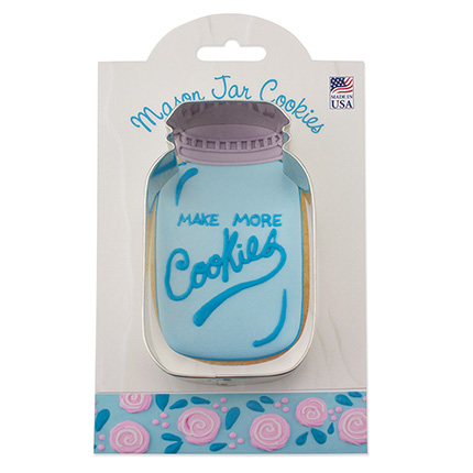 Mason Jar Cookie Cutter- MMC