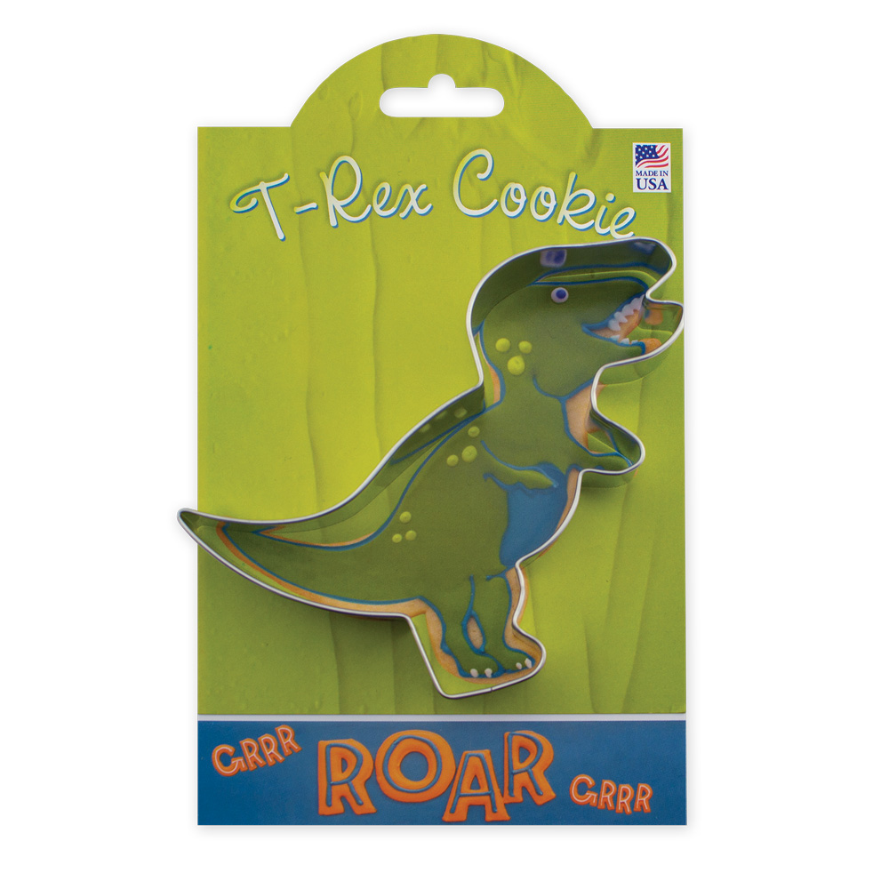 T-Rex Dinosaur Cookie Cutter MMC