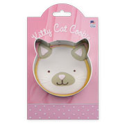 Kitty Cat Cookie Cutter
