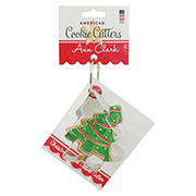 Christmas Tree Cookie Cutter - Ann's