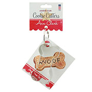 Dog Bone Cookie Cutter - Ann's