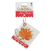 Maple Leaf Cookie Cutter - Ann's