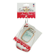 Mason Jar Cookie Cutter - Ann's