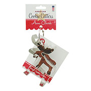 Moose Cookie Cutter - Ann's