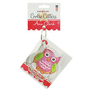 Owl Cookie Cutter - Ann's