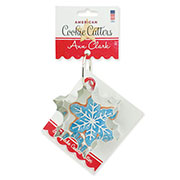 Snowflake Cookie Cutter - Ann's