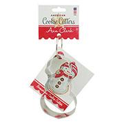 Snowman Cookie Cutter - Ann's