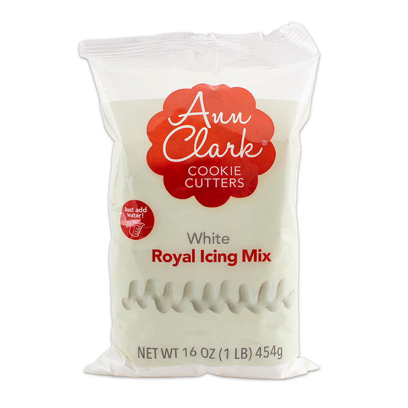 Ann Clark Cookie Cutters Royal Icing Mix