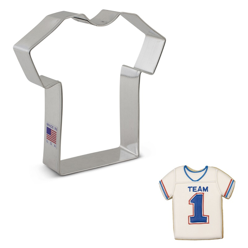 Large T Shirt Cookie Cutter