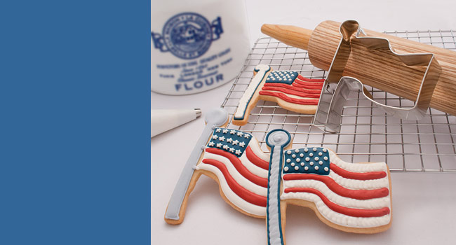 Shop Patriotic Cookie Cutters
