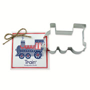 Train Cookie Cutter - Traditional