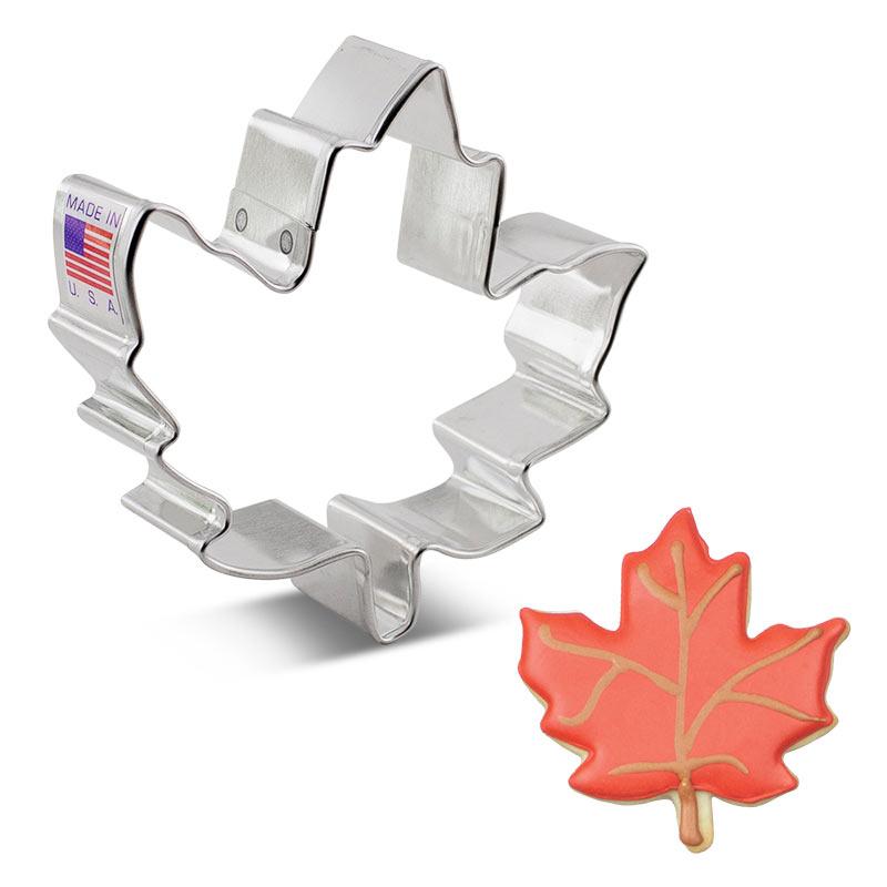 Maple Leaf Cookie Cutter