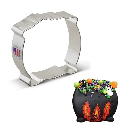 Pot of Gold Cookie Cutter / Witch's Cauldron