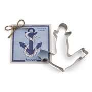 Anchor Cookie Cutter - Traditional