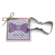 Bow Tie Cookie Cutter - Traditional