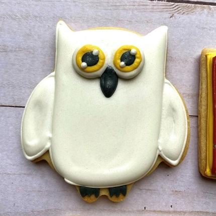 Cute Owl Cookie Cutter