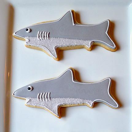 Shark Cookie Cutter