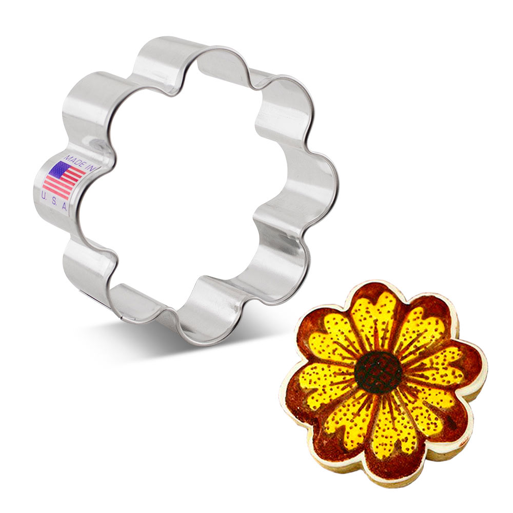 Small Flower Cookie Cutter