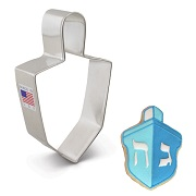 Dreidel Cookie Cutter