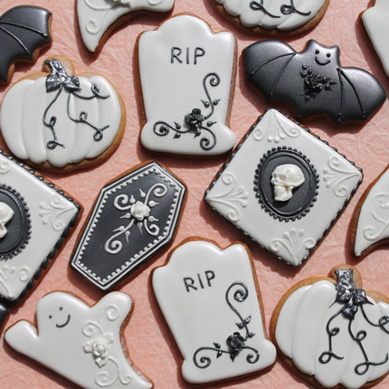 Coffin Cookie Cutter