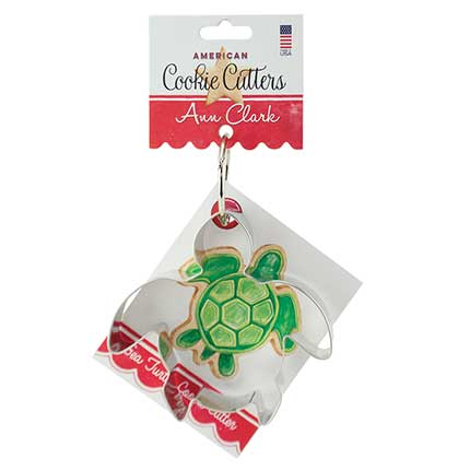 Sea Turtle Cookie Cutter - Ann's