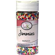 Sprinkles, Jimmies & Nonpareils