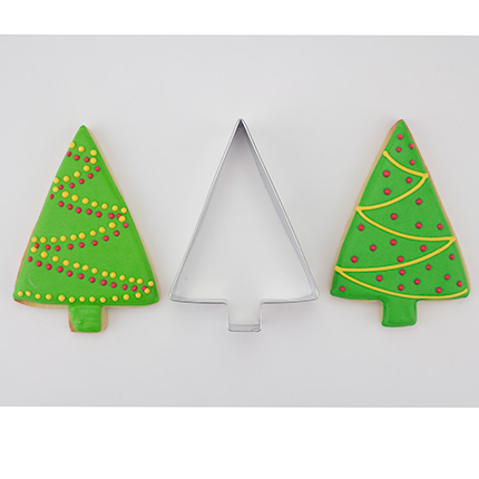 Simple Tree Cookie Cutter