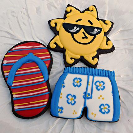 Flip Flop Cookie Cutter